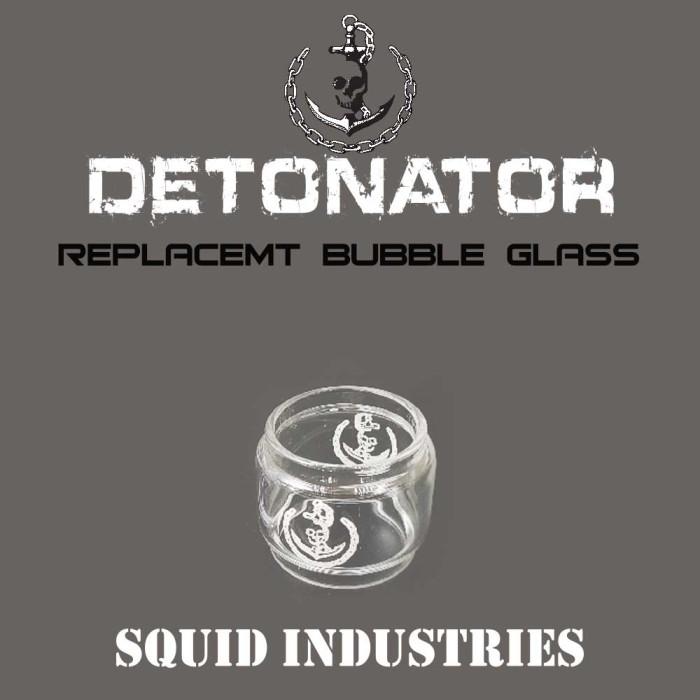 DETONATOR Tank Replacement Glass - 1pcs