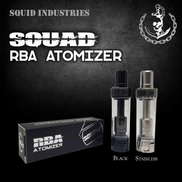 Squad RBA Atomizer [ 1 pc ]