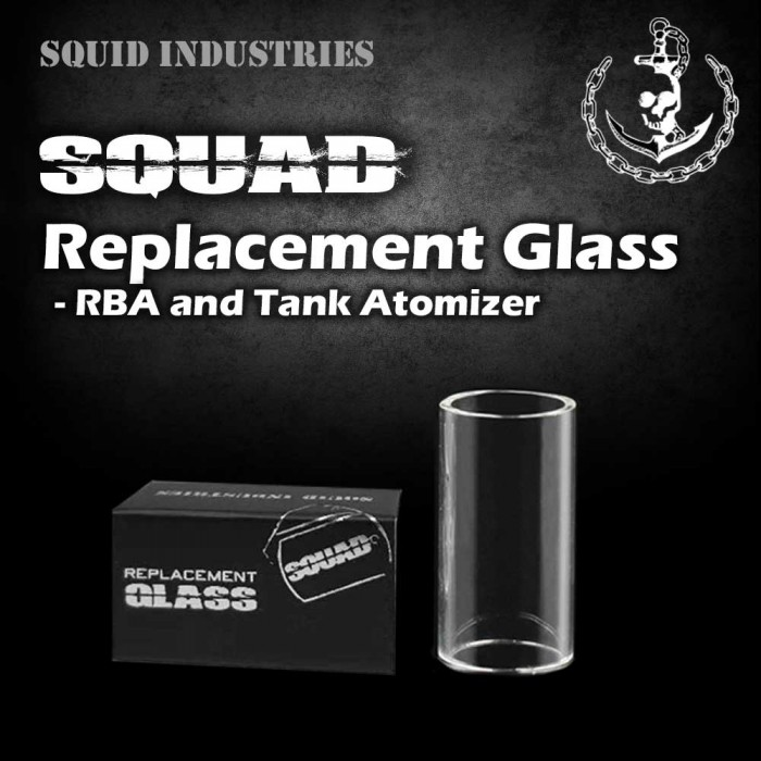 Squad Replacement Glass [ 1 pc ]