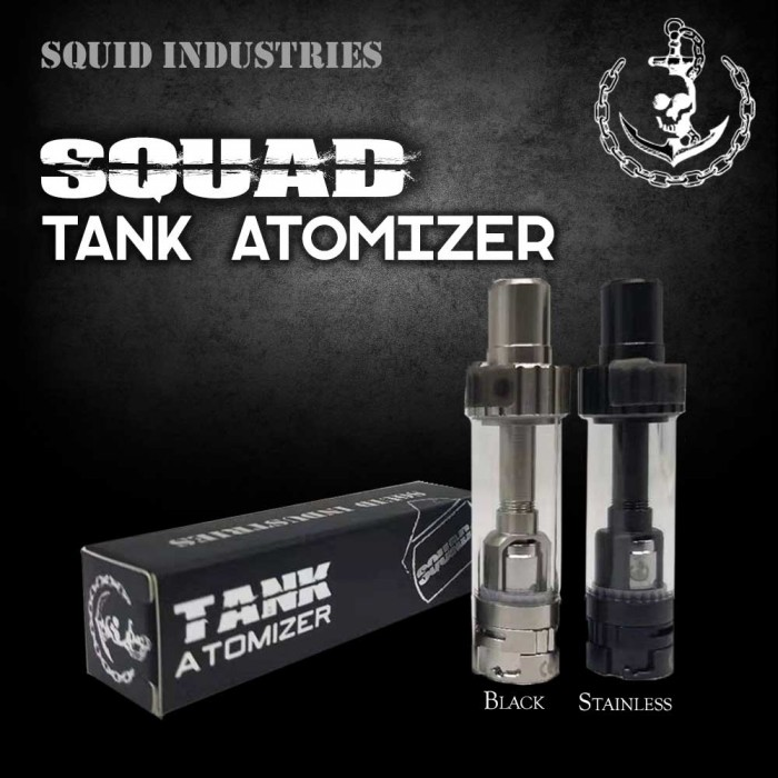 Squad Tank Atomizer [ 1 pc ]